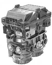 Модулятор EBS сзади двух канальный