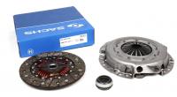 Комплект сцепления Citroen Berlingo Peugeot Partner 1.9D 96- (d=200mm)