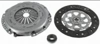Комплект сцепления Citroen Berlingo 1.6HDI 05- (d=228mm)