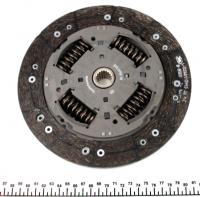 Комплект сцепления Citroen Berlingo 1.6HDI 05- (d=230mm)