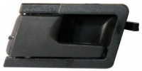 Ручка передней двери левая внутренняя черная
