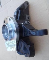 Подшипник + ступица передняя правая (с цапфой)