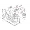 Патрубок крышки клапанов 1.9 и 2.0TDI