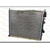 Радиатор воды 1.9D-1.5dCi 01- (+AC)