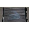 Радиатор воды 1.2i -1.4i 16V 97- (-AC) (480x413x23)
