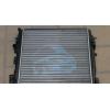 Радиатор воды 1.2i-1.6i-1.5dCi-1.9dCi 01- (+AC) (460x470x34)