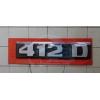 "Эмблема ""412D"""