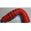 Патрубок интеркулера EX 06- (красный) 2.3JTD