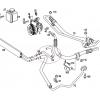 Патрубок охлаждения к насосу гидроусилителя OM646 03-