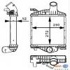 Радиатор интеркулера TDI (290x272x52) W638