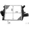 Радиатор интеркулера, CDI (290x272x51) W638