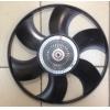 Гидромуфта+вентилятор, OM646 2.2CDI и 2.5TDI