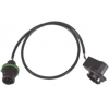 Фишка (патрон) с кабелем к повторителю поворота Actros I - Axor I