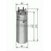 Фильтр топливный, 1.9-2.5TDI (4 вых.)