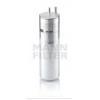 Фильтр топливный, 2.5TDI (2 вых.) 08-